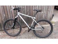 GT Avalanche 1.0 2008 Mountain Bike - Medium / Men's / Silver...