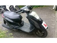 Yamaha XC125E 2009