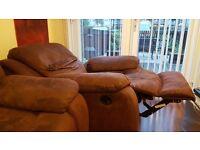 Harveys sofas 3+2+1 seater