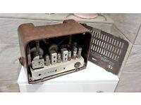 Bush Radio 1940's