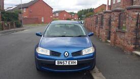 2007 Renault Megane 1.4 Petrol