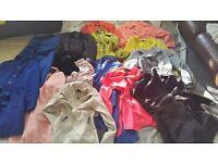 16 Designer Womens Coats Joblot- Sizes 12-14