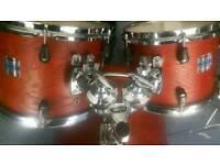 Yamaha drums stage custom