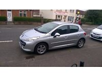 PEUGEOT 207 1.4 SPORT FOR SALE £2400 ONO OR MAY SWAP! GREAT CAR!!