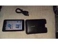 GARMIN NUVI 3790 GPS Satellite Navigation System LCD High Resolution Touchscreen n case