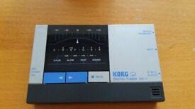 *** Electronics KORG CHROMATIC DIGITAL TUNER DT-1 ***