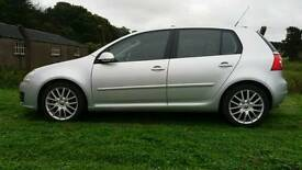 VW GOLF GT TDI 170 BHP 2007