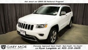 2016 Jeep Grand Cherokee Limited **LOADED LOW KM'S**