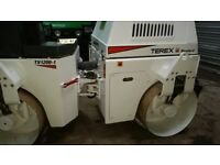 Road roller terex. Tv 1200