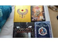 4 Educational books