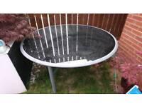 Large garden table