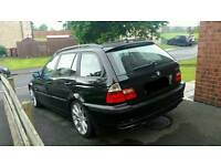 Bmw e46 320d or 330d automatic wanted