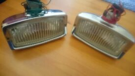 HELLA 139 fog lights VW Porsche Mercedes