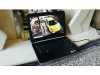 Dell E5420 laptop, 4GB DDR3 RAM, 14 LED HD Screen, HDMI, Photoshop CS6, Office, Win 10