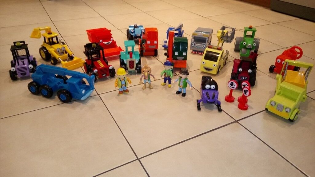 Large collection of Bob the Builder toys | in Harlow ...