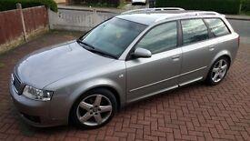 Audi A4 auto 1.9tdi 130bhp 2004 swap part ex