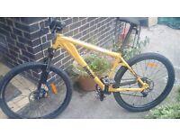 "MTB 18"" medium mountain bike hardtail"