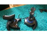 Hotas t flight thrustmaster ps4 and pc
