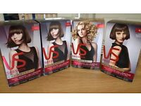 VS Sassoon Salonist Hair Dye
