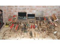 various engineering equipment mics tools