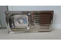 Stainless Steel Sink Brand new