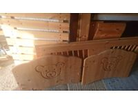 John Lewis nursery furniture