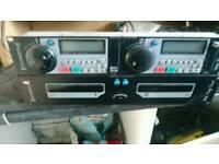 Job lot mixers cd decks ect