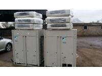 DAIKIN VRV AIR CONDITION Heat Pump Condens 33KW,48KW 3PHASE MULTIPLE SYSTEM X 2