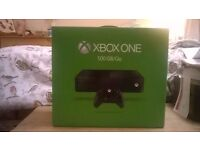 Xbox One Console 500GB Version - BRAND NEW UNOPENED IN BOX