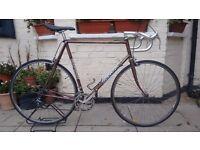 Colnago Super Racer/Road Bike Columbus Steel Frame