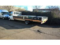 DROPSIDE TRUCK & TRANSIT WITH MAN FOR HIRE WITH MAN *X LARGE/LONG ITEMS CATERED FOR* ANY DISTANCES