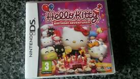 Ds game Hello kitty