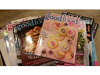 BBC Good Food Magazines- 19 editions from May 13 - Jul16 Excellent condition