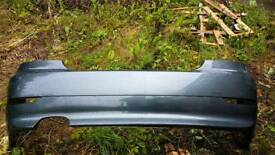 BMW E60 rear bumper