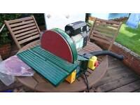 Disc Sander - Record Power 10 inch bench mount