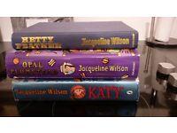 Children's Jacqueline Wilson Books