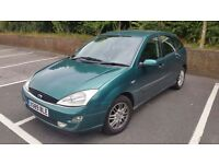 FORD FOCUS GHIA 1 YEARS MOT £350