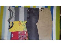 Bundle of Clothes for Boys/ Age: 6-7 & 8-9 years old