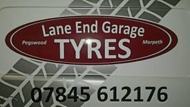 TYRES ALL SIZES AVAILABLE CAR VAN 4X4