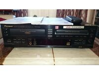 Pioneer 3 in 1 CD Player & Recorder