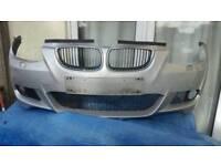 BMW 3 SERIES - E92 / E93 - MSPORT ** FRONT BUMPER ** ( Pre - Lci) ## FITS -2006 - 2009 ## COMPLETE