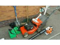HUSQVARNA LC146S (Self Prepelled Mower)