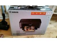 Canon All-in-one Wireless Inkjet Colour Printer - with 2 cartridges - RRP £50
