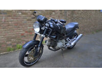 2002 Ducati Monster 600 Dark last carburetor model