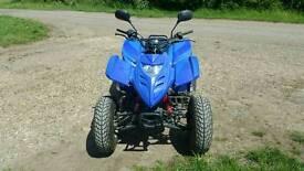 300cc road legal quad