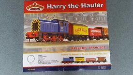 BACHMANN TRAIN SET HARRY THE HAULER