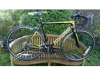 New unused 2016 Boardman Team Carbon Bike 53cms Medium Frame