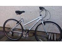 "MARIN women's Mountain Bike - 17"" Alloy Frame - Fully Serviced by Bike Shop!"