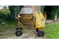 benford cement mixer diesel lister l t engine Cookstown