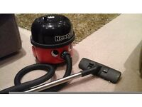 Henry Hoover red very good condition